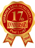 l Port Charlotte leak detection service badge